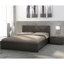 Sienna Circles Platform Bedroom Collection