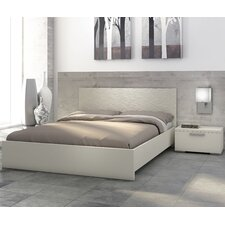 Sienna Waves Platform Bedroom Collection