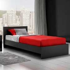 <strong>Stellar Home Furniture</strong> Noah Twin Platform Bed