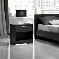 Euro 1 Drawer Nightstand