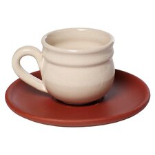 Mamma Ro 6 oz. Cup and Saucer
