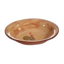 """La Gabbianella 8.7"""" Pasta/Soup Plate"""
