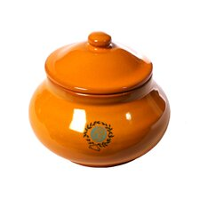 Mamma Ro Sugar Bowl with Lid