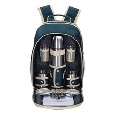 Cafe Pacifico Coffee Set in Green