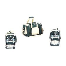 Tahoe Picnic Duffel in Green