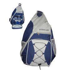 Metropolitan Picnic Backpack in Blue