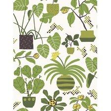 Volume 4 Ikkunaprinssi Botanical Wallpaper