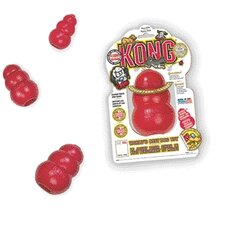 <strong>KONG</strong> Classic Dog Toy in Red
