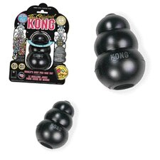 Jawrobics Dog Toy in Black
