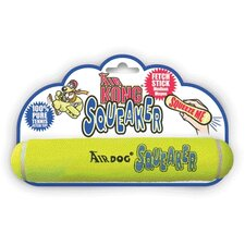 Air Squeaker Yellow Stick Dog Toy