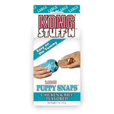 Stuff N Large Puppy Snaps Chicken and Rice Dog Treat