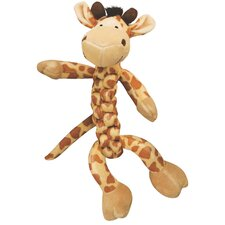 <strong>KONG</strong> Braidz Giraffe Plush Dog Toy