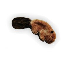 Dr. Noy's Beaver Plush Dog Toy