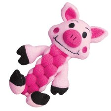 Pudge Braidz Pig Dog Toy