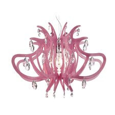 Lillibet 1 Light Suspension Chandelier