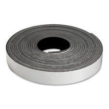 "Magnetic Tape, Refill, 15'x1/2"", Black"
