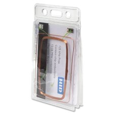 2-Badge Smart Card Holder