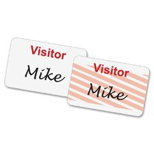 Self-Expiring Visitor Badges