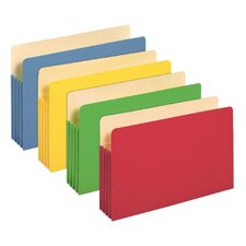 11 pt. Legal Size File Pocket (Set of 5)