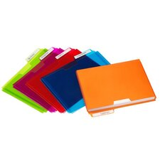 Poly Pocket File Folder (Set of 60)