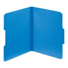 25 pt. Letter Size Pressboard Folder (Set of 125)