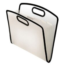 7 Pocket Folio File Folder (Set of 6)