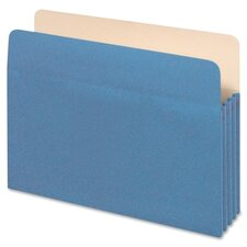 Colored File Pocket (25 Per Box) (Set of 25)