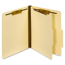 18 pt. Manila Letter Size Classification Folder (Set of 50)