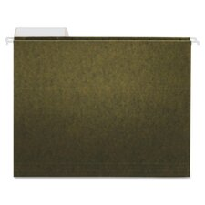 Tabs Hanging File Folder (25 Per Box)