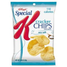 <strong>Kellogg's</strong> Sea Salt Cracker Chips