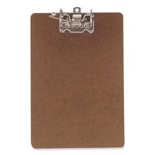 "<strong>Officemate International Corp</strong> Archboard, Letter, 9""x15-1/2"", Brown"
