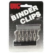 6 Count Binder Clips