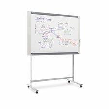 """M-18S Electronic Copy 3' 4"""" x  4' 10"""" Whiteboard"""