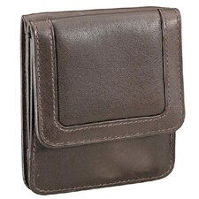 <strong>Winn International</strong> Cowhide Drum-Dyed Nappa Leather Wallet