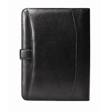 Cowhide Napa Leather Letter-size Portfolio