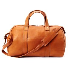 Colombian Leather Simplified Duffel