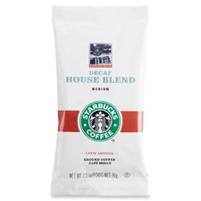 Decaffeinated House Blend, 18/Box