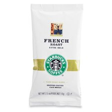 <strong>Starbucks Coffee</strong> French Roast, 18 Bags/Box