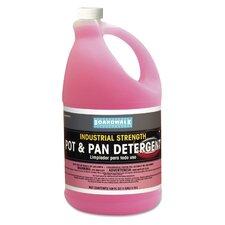 Manual Pot and Pan Dish Detergent (Carton of 4)