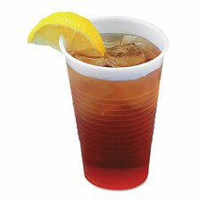 3 oz. Translucent Plastic Hot/Cold Cups (Pack of 125)
