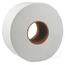 JRT Jr. Jumbo 1-Ply Toilet Paper (Set of 12)