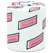 Standard 2-Ply Toilet Paper - 500 Sheets per Roll