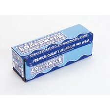 "<strong>Boardwalk</strong> 18"" Premium Quality Aluminum Foil Roll in Silver"