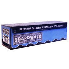 1000' Extra Heavy-Duty Aluminum Foil Roll in Silver