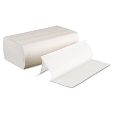 <strong>Boardwalk</strong> Multifold Paper Towels, 250 Towels/Pack, 16 Packs/Carton