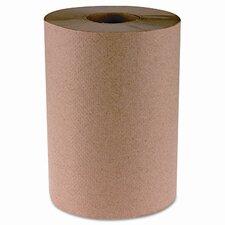 Hardwound 1-Ply Paper Towels - 12 Rolls per Case