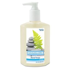 <strong>Boardwalk</strong> Floral Liquid Hand Soap (Set of 12)