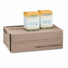 Antibacterial Lotion Soap - 800 ml / 12 per Carton