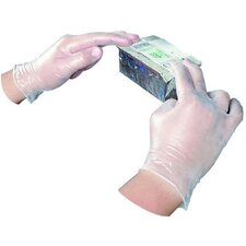 Disposable Vinyl Powdered Medium Gloves General Purpose
