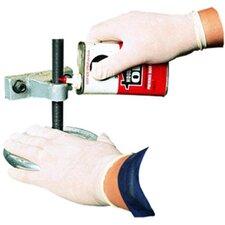 Disposable Latex Medium Gloves Cornstarch Powdered General Purpose